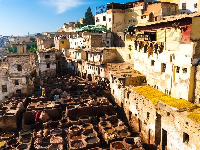 Marokko - Fez