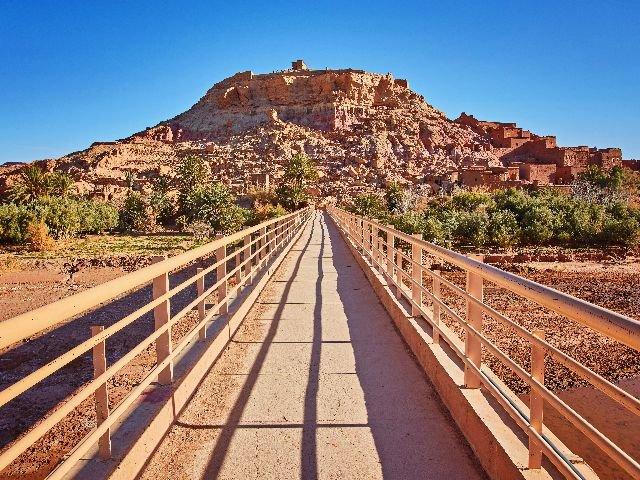 Marokko - Ait Ben Haddou
