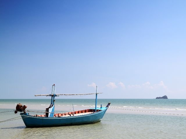 Thailand - Hua Hin - strand