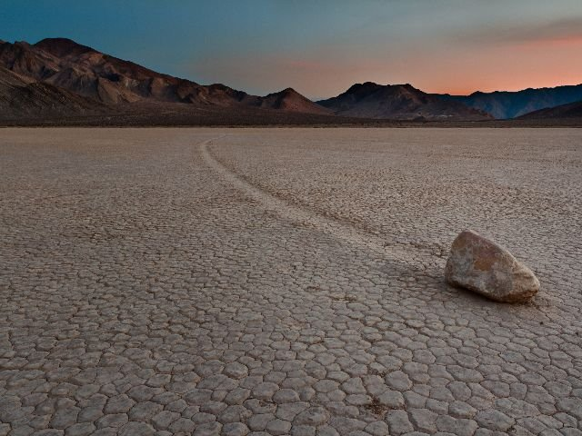 USA - Death Valley