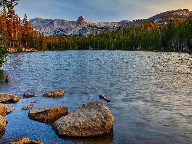 USA - Mammoth Lakes