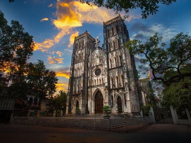 Vietnam - Hanoi - St. Joseph's Cathedral