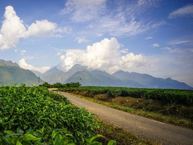 Vietnam - Mai Chau Vallei