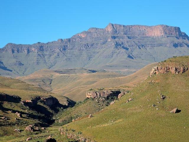 Zuid-Afrika - Drakensberg