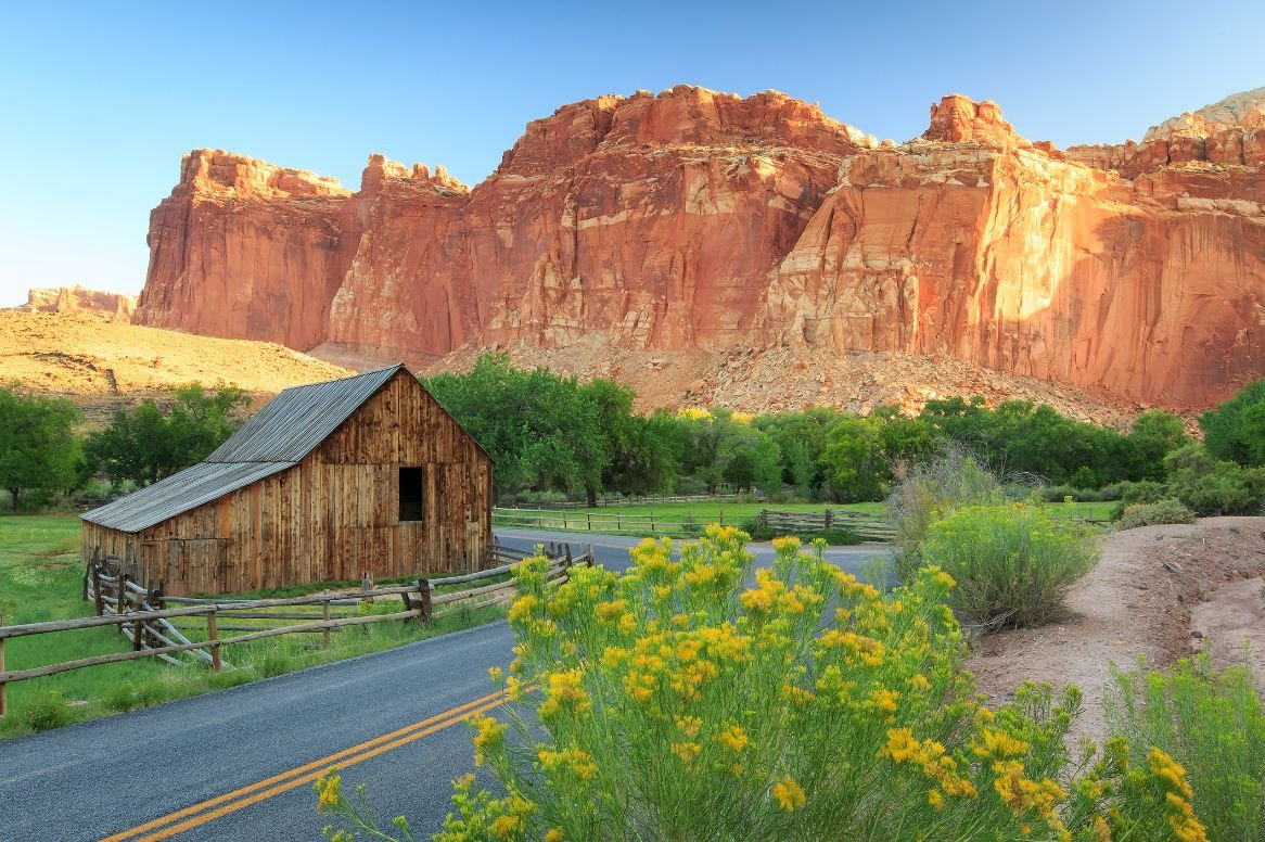 USA - Capitol Reef