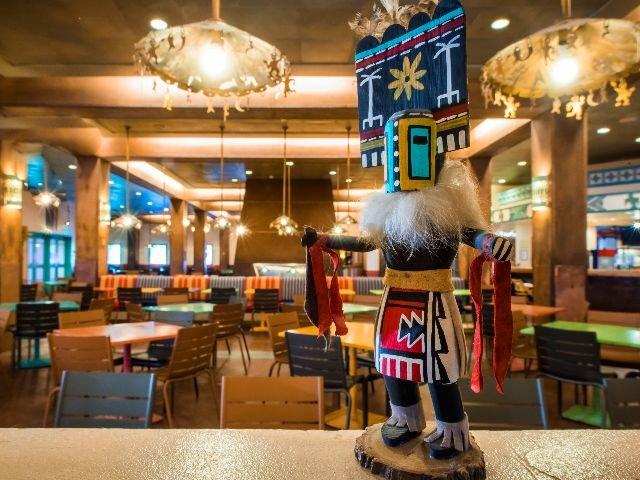 Disneyland Paris - Disney's Hotel Santa Fe - restaurant