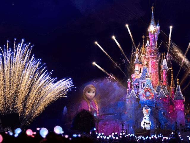 Disneyland Paris - Veronica Event