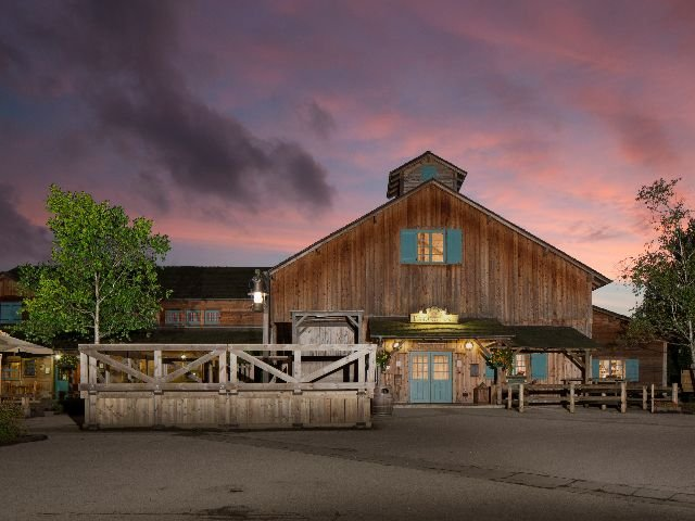Disneyland Paris - Disney's Davy Crockett Ranch - receptie