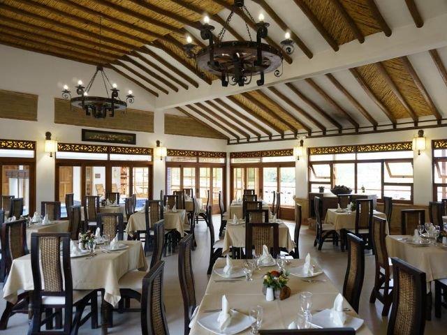 Hotel Campanario de la Villa - restaurant