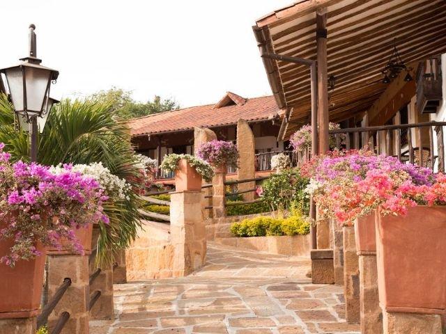 Hotel Hicasua - pad