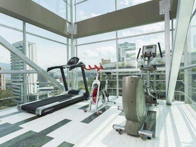 Hotel BH El Poblado - fitnesscentrum