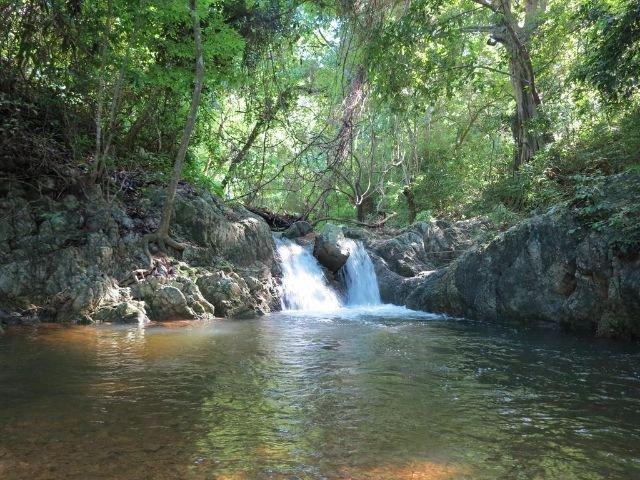 Finca La Jorará Eco Hotel - nabij gelegen rivier