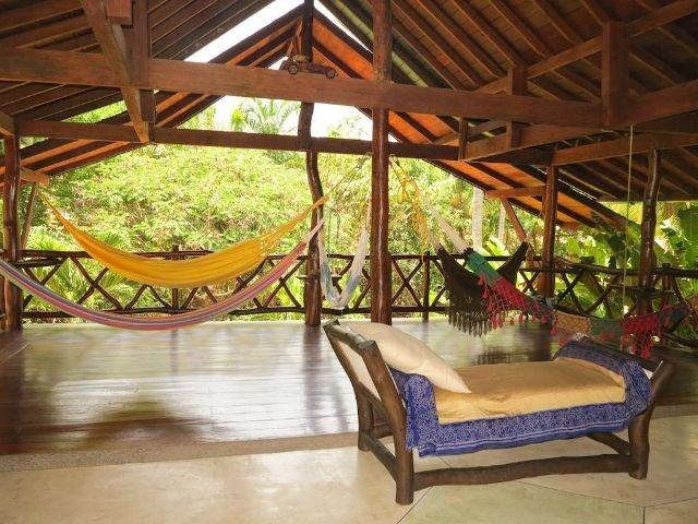 Finca La Jorará Eco Hotel - hangmat