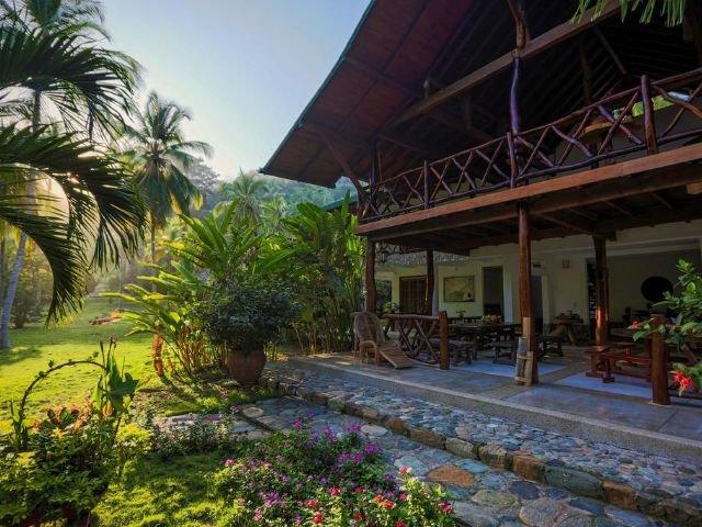 Finca La Jorará Eco Hotel - tuin