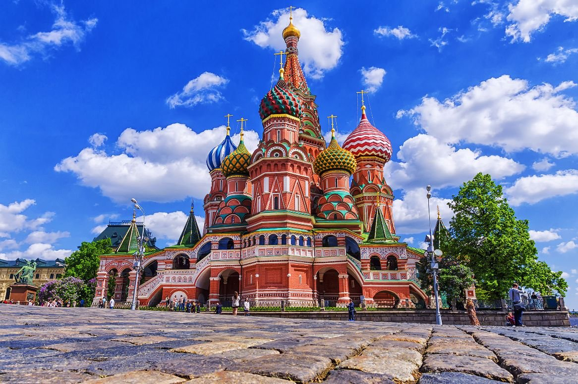 Moskou - Kremlin