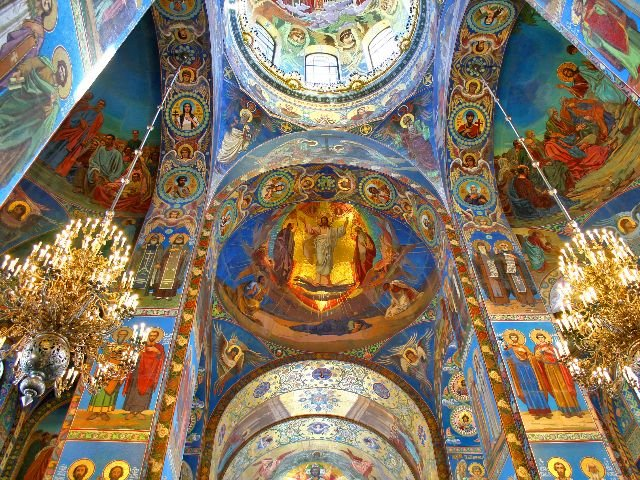 Sint Petersburg - Savior on the Spilled Blood