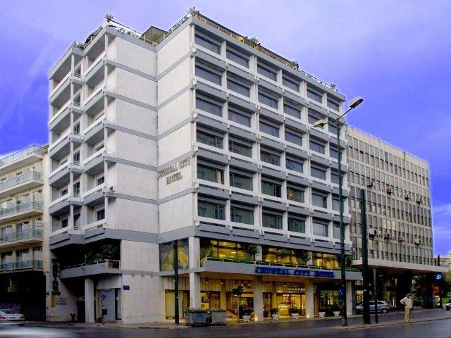 Griekenland - Athene - Crystal City Hotel