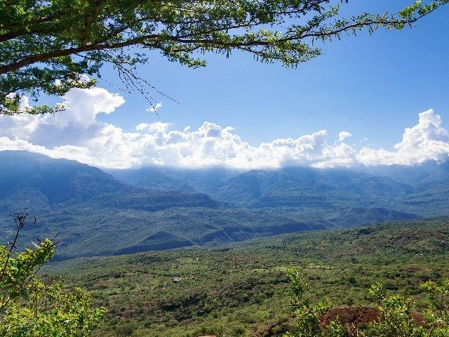 Colombia - Suarez Vallei