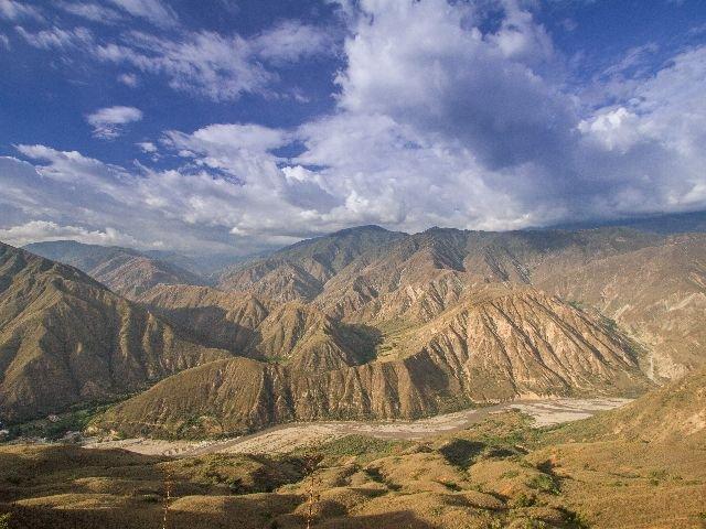 Colombia - Chicamocha Canyon