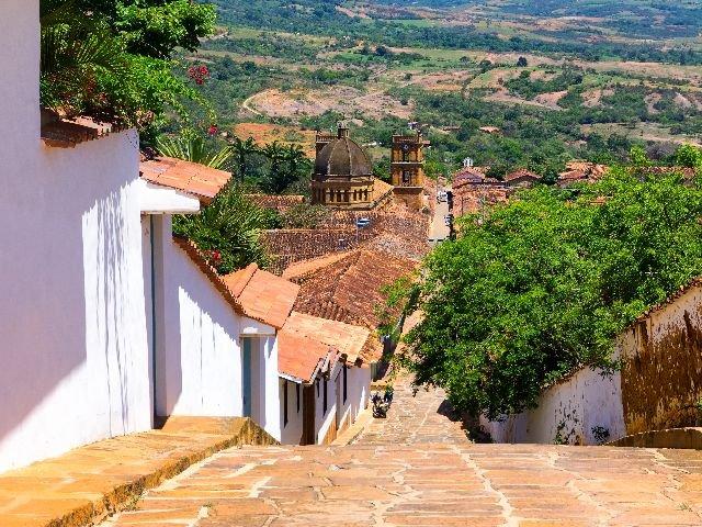 Colombia - Barichara