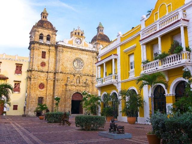 Colombia - Cartagena - San Pedro Claver