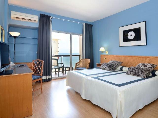 Spanje - Andalusie - Costa del Sol - Fuengirola - Hotel Las Piramides