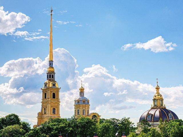 Sint-Petersburg - Peter en Paulusvesting