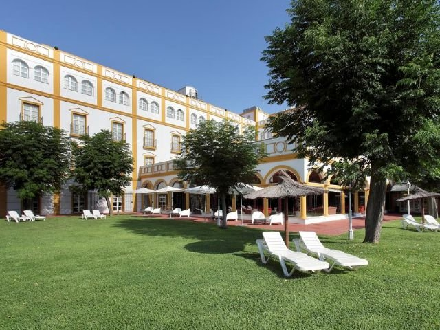 Spanje - Andalusie - Sevilla - Exe Gran Solucar