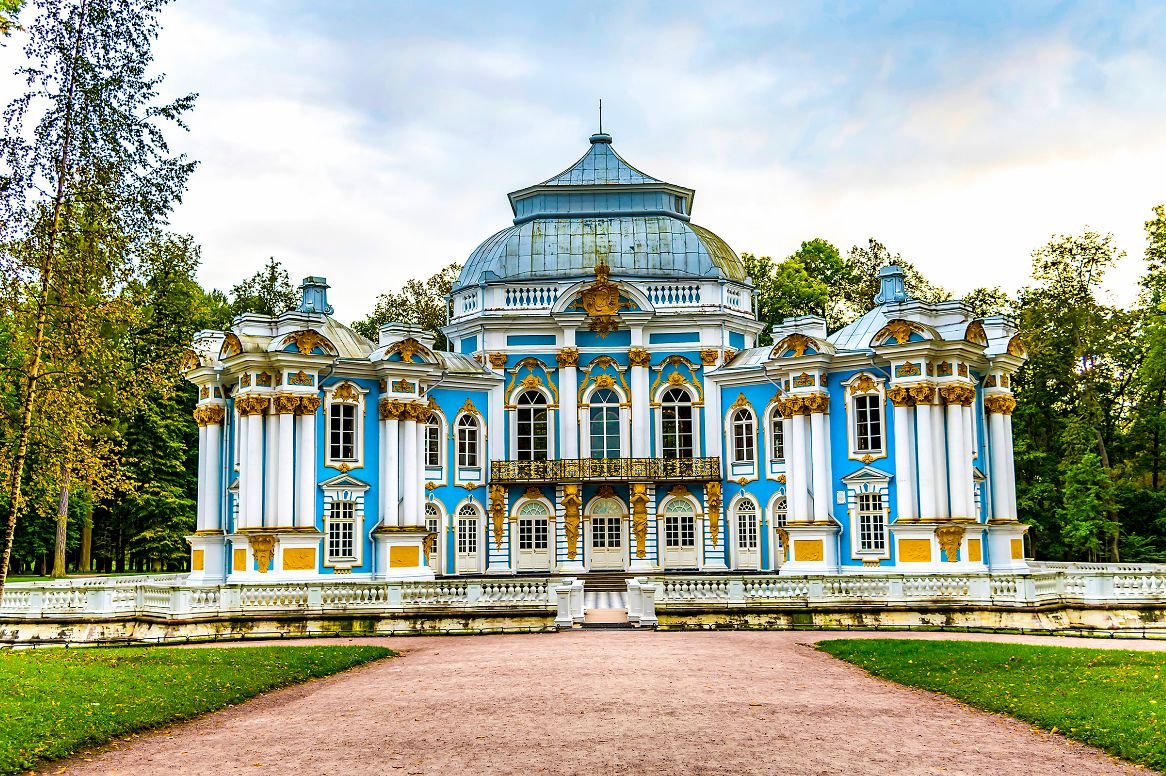 Sint-Petersburg - Pushkin