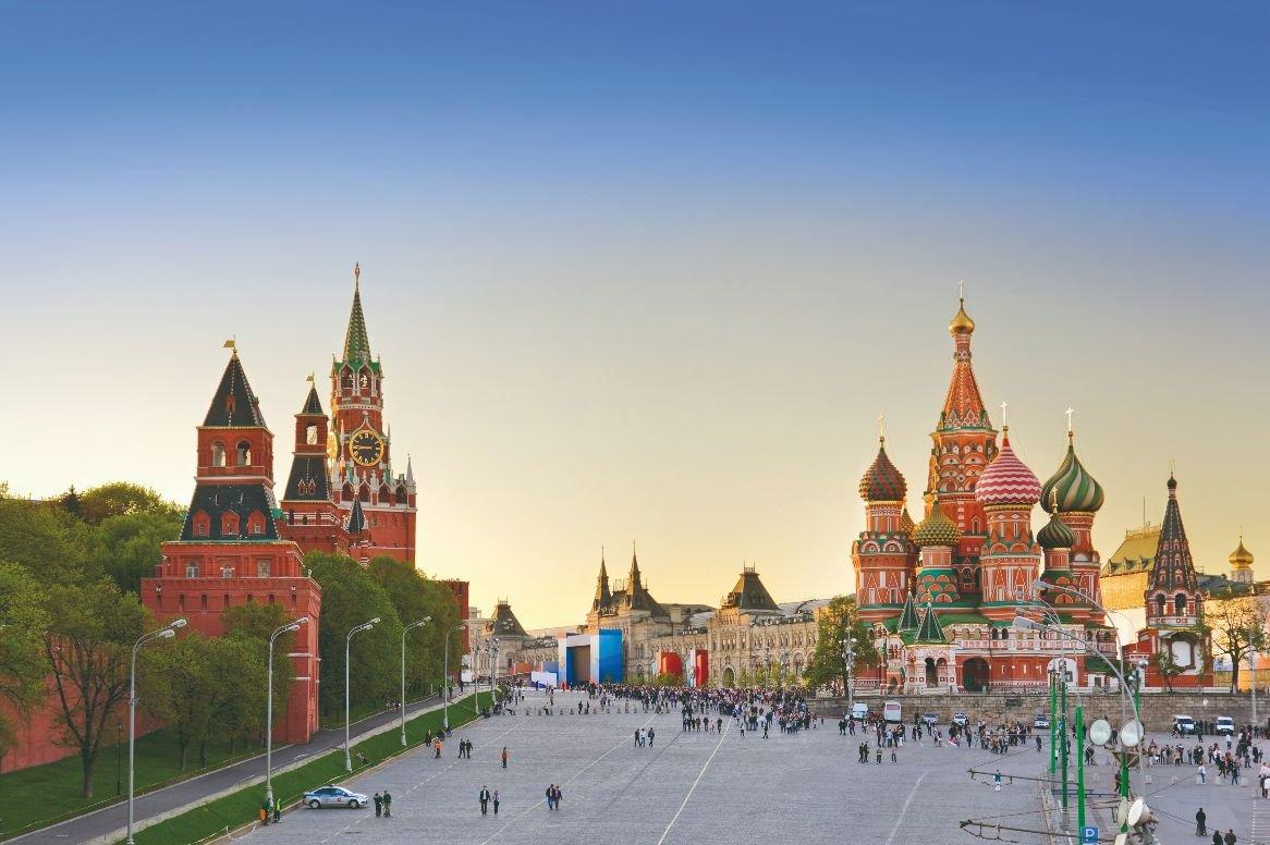 Moskou - Rode Plein
