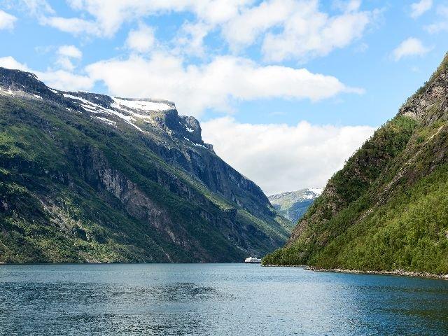 Noorwegen - Fjorden