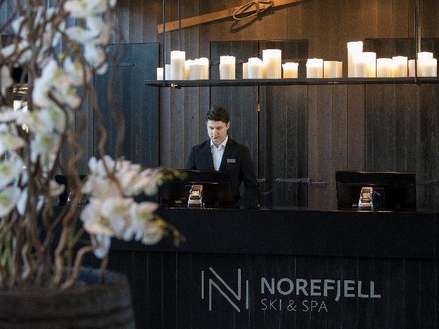 Norefjell - Norefjell Ski & Spa Hotel - receptie