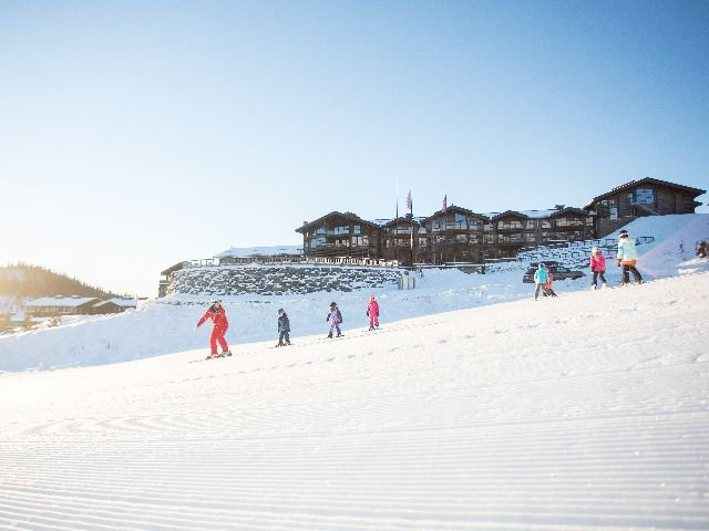 Norefjell - Norefjell Ski & Spa Hotel - aanzicht