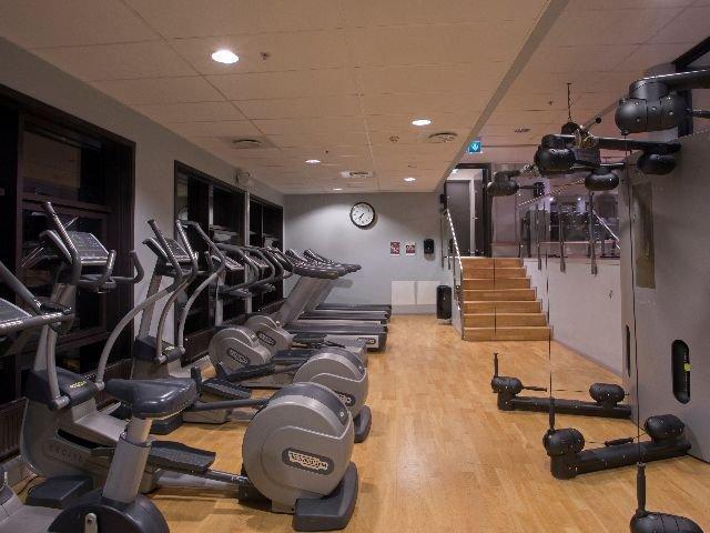 Norefjell - Norefjell Ski & Spa Hotel - fitnessruimte
