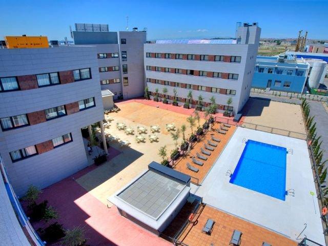 Spanje - Madrid - Hotel Avant Torrejon