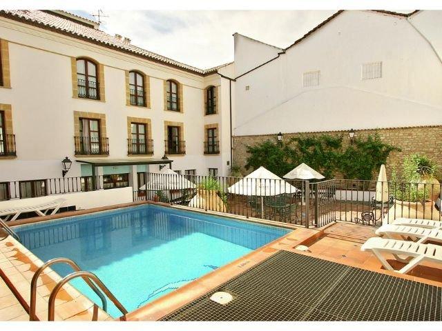 Spanje - Úbeda - Hotel Rosaleda don Pedro