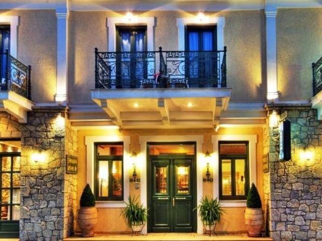 Griekenland - Delphi - Hotel Artemis