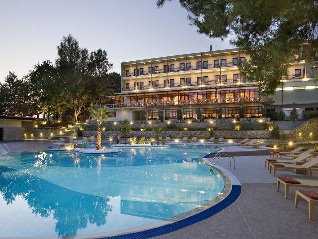 Griekenland - Portaria - Xenia Palace