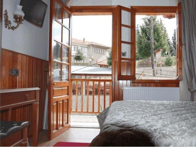 Griekenland - Metsovo - Hotel Apollon