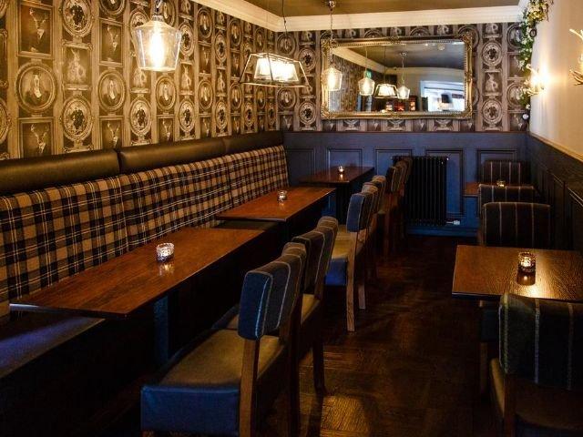 Groot-Brittannie - Schotland - Edinburgh - Dunfirmline - Adamson Hotel