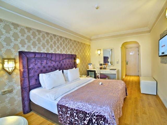 Turkije - Istanbul - Grand Anka Hotel