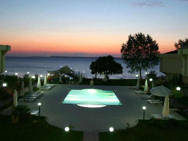 Turkije - Canakkale - Ida Kale Hotel