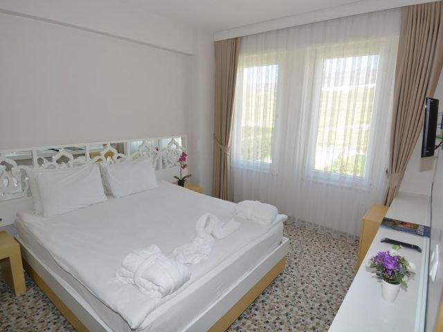 Turkije - Pamukkale - Tripolis Hotel