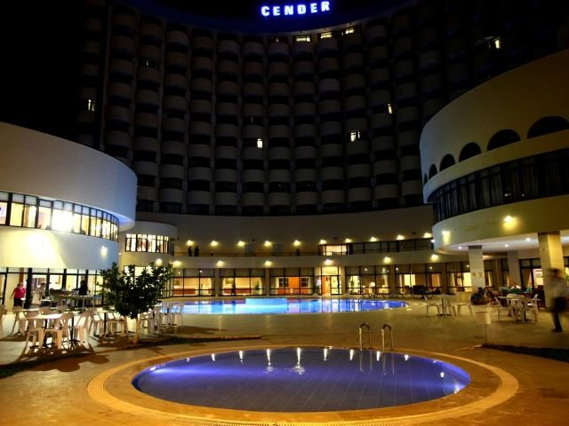 Turkije - Antalya - Cender Hotel