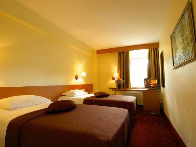 Vilnius - Hotel Europa City *** - 2-persoonskamer