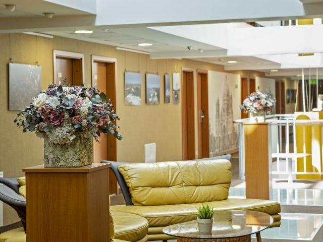 Vilnius - Hotel Europa City *** - lobby
