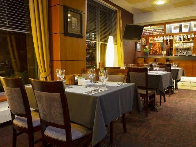 Vilnius - Hotel Europa City *** - restaurant