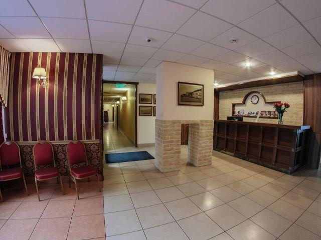 Velikije Luki - Hotel Amaris *** - receptie