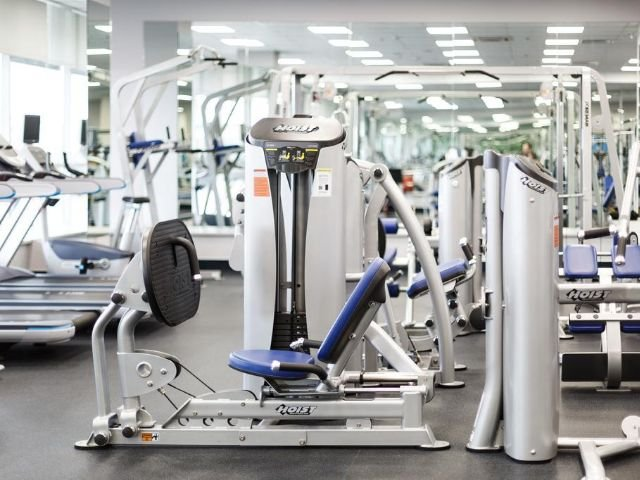 Moskou - Vega Izmailovo Hotel **** - fitnesscentrum