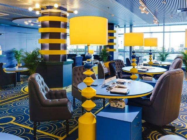 Moskou - Vega Izmailovo Hotel **** - lobby